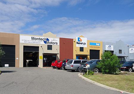 Montech Motors