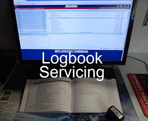 Logbook Servicing