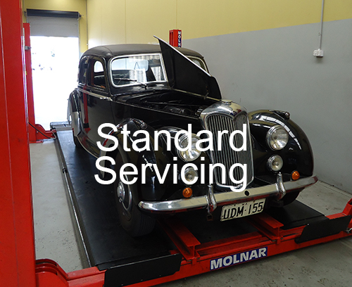 Standard Servicing