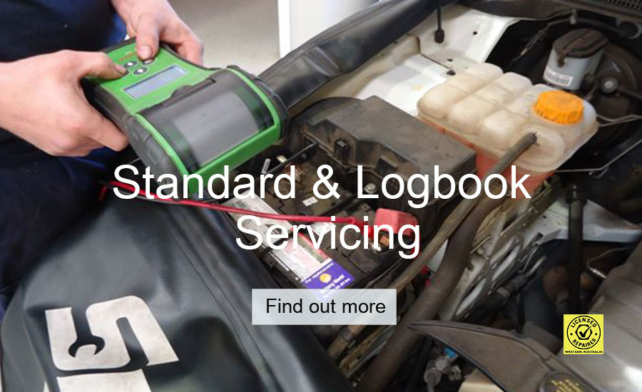Logbook Servicing Mandurah