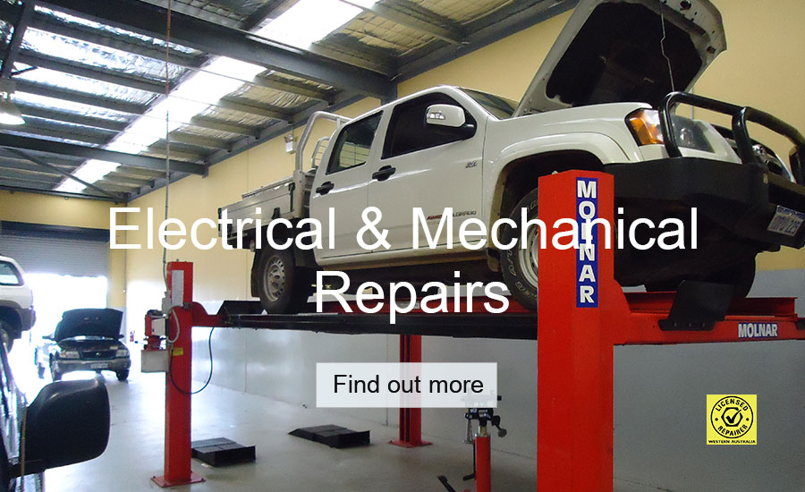 Elecrtrical & Mechanical Repairs Mandurah