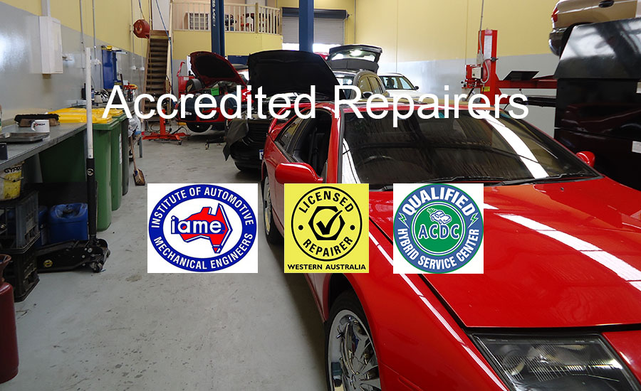 Accredited Repairers
