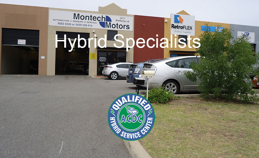 Hybrid Specialists